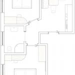 Wohnung links